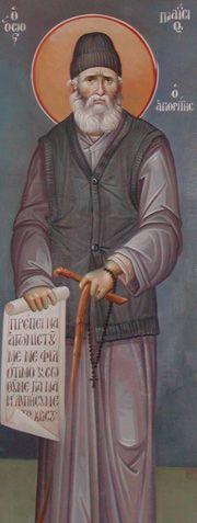 Οσιος Παϊσιος Ο Αγιορειτης (1924 - 1994)    _ july 12