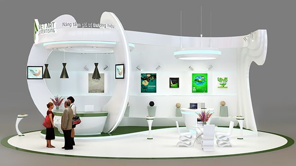 Exhibition design on Behance - Thao Nguyen