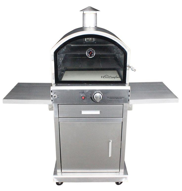 Propane Pizza Oven