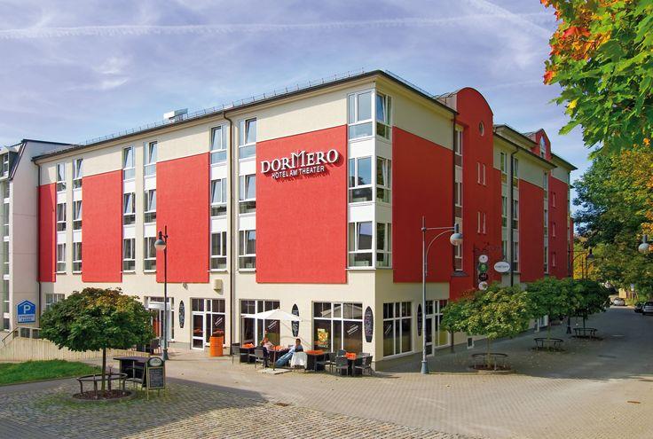Entrance DORMERO Hotel Plauen
