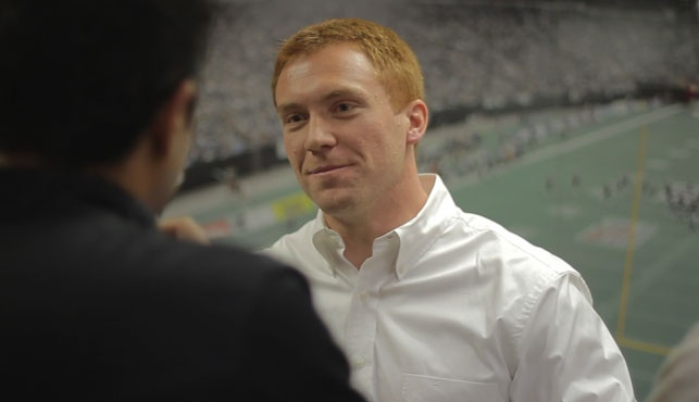 On Tuesday afternoon, Lions quarterback Travis Lulay spoke to BCLions.comTV about his contract extension with the Black and Orange. Watch the video: http://bit.ly/IyZFsE