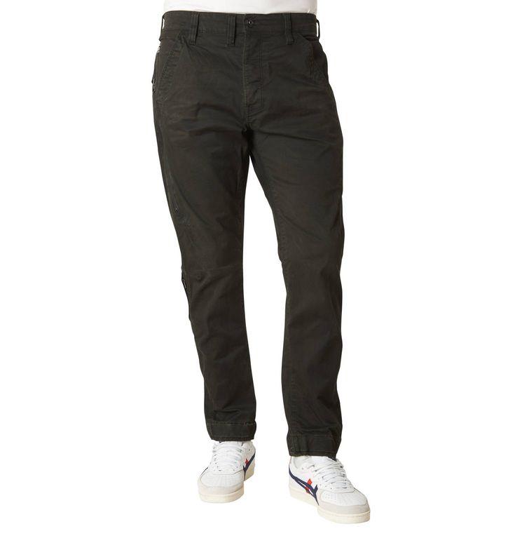 Jeans, Cargo-Style, Smartphonetasche, raffiniertes Taschendesign