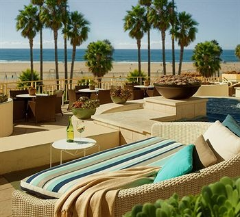 Loews Santa Monica Beach Hotel - Santa Monica