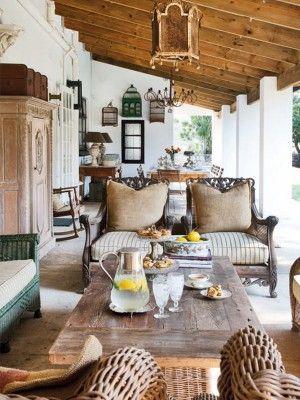 The perfect porch home decor pinterest porch future and exterior - Bazaar home decorating property ...
