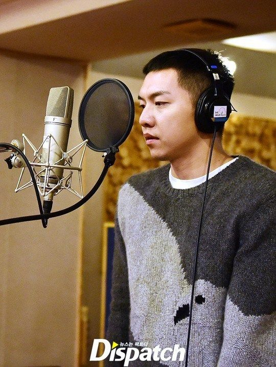 Lee Seung Gi, The last day before enter the military