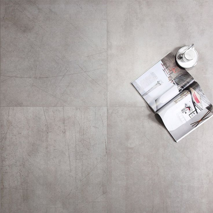 D cera cemento grigio 60x60 fra MegaFlis - nå kampagne 98 kr/m2