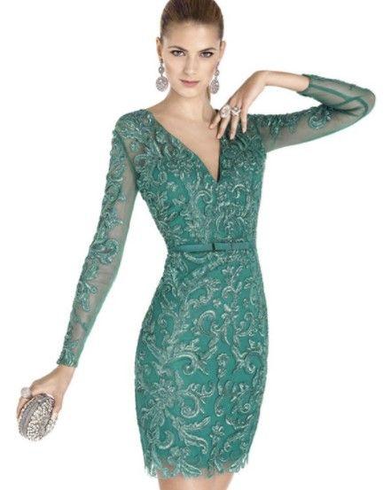 b6e92957f883b Dar Kesim Abiye Elbise Modelleri - Dar Kesim Abiye Modelleri - Aktif Moda