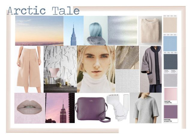 """Arctic Tale New York"" by melaccamarina on Polyvore featuring arte"