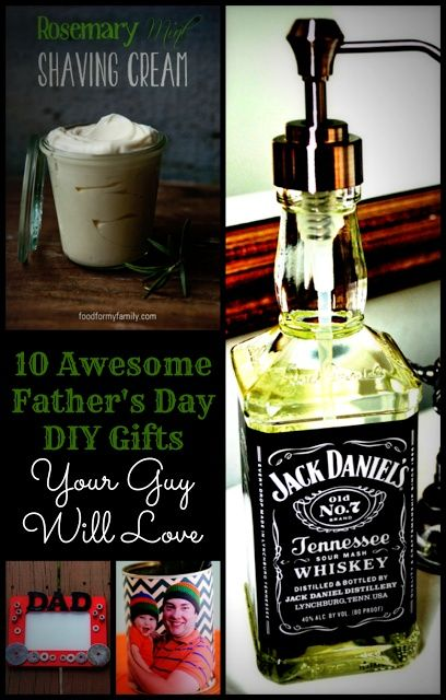 10 super easy and cheap father 39 s day diy presents your guy for Super cheap gift ideas