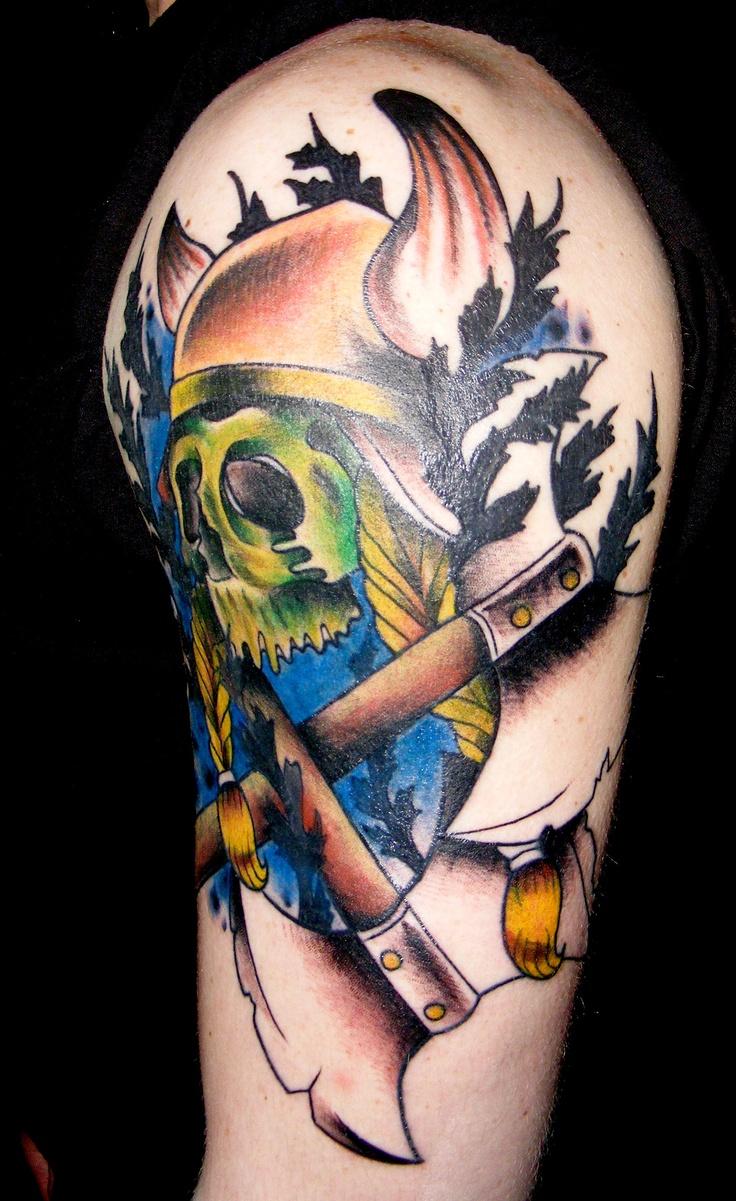 24 best Small Viking Tattoos For Women images on Pinterest