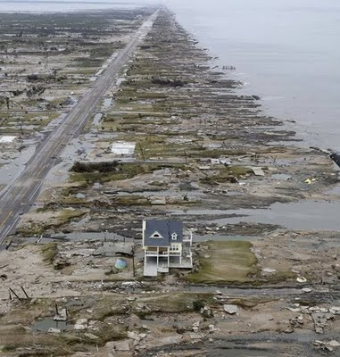 Hurricane Ike, Galveston, TX