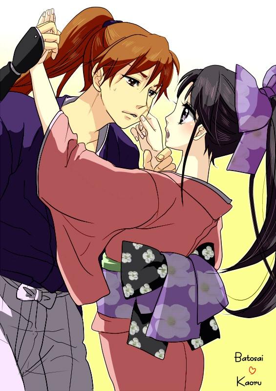 rurouni kenshin ending 5 year relationship