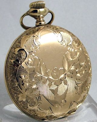 WALTHAM  Pocket Watch 1910 at Ashton-Blakey