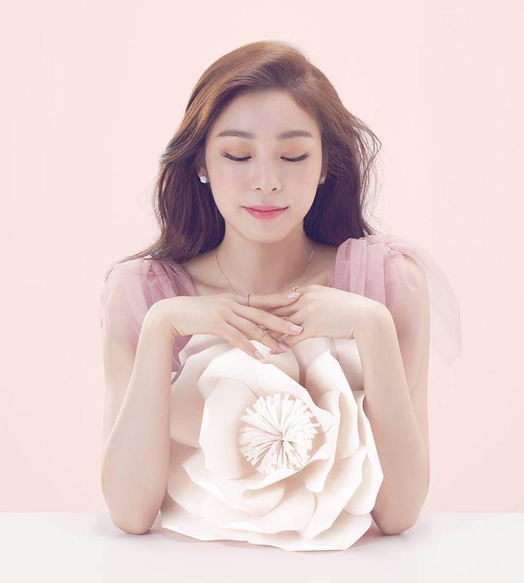 김연아 화보 / 메이크업