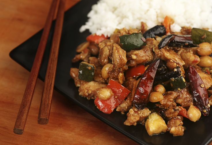 Ditch the Take-Out: 24 Chinese Recipes You Can Make at Home Kung Pao Chicken