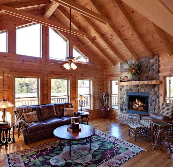 Woodideas Sheet Rock And Cabin Bedroom: 54 Best Jocassee Log Home Gallery Images On Pinterest