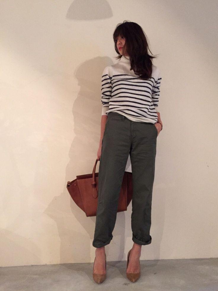 REIKA YOSHIDAさんのハンドバッグ「CELINE 」を使ったコーディネート