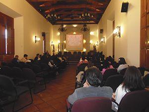 Se complementa la formación. Campus Quetzaltenango.