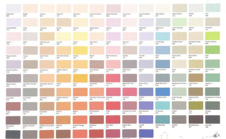 Logical Colour Chart Crown Emulsion 2019 Crown Paint