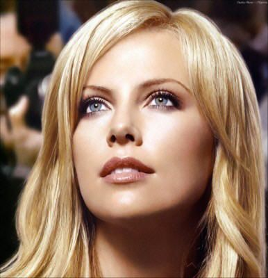 """There's nothing I despise more than people trying to be something that they're not."" Charlize Theron"