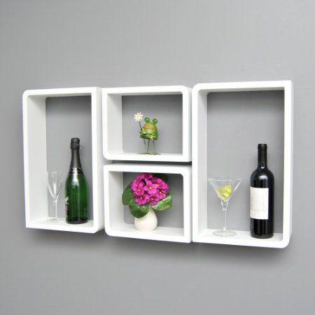 Hängeregal design  Best 20+ Hängeregal weiß ideas on Pinterest | Weiße Hängeregale ...