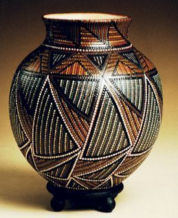 El Arte en la Vida: Ricky Maldonado - Ceramista Estadounidense