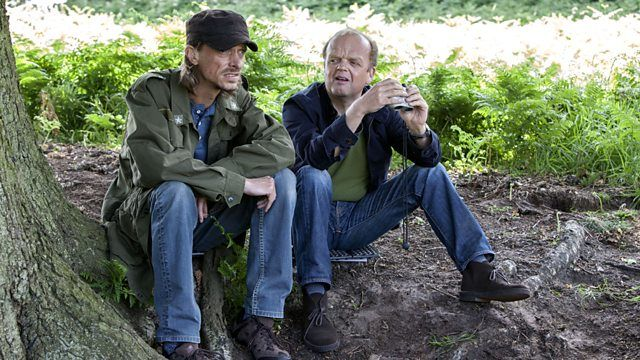 Mackenzie Crook on writing, performing and creating BBC Four's Detectorists