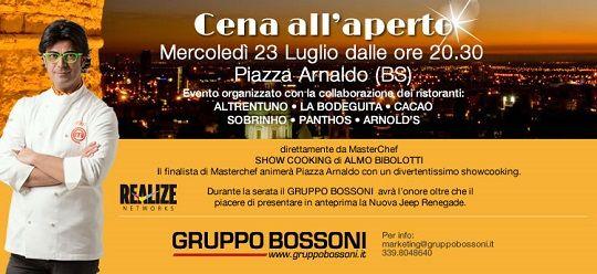 Cena all'aperto 2014 Bresciahttp://www.panesalamina.com/2014/27297-cena-allaperto-2014-brescia.html
