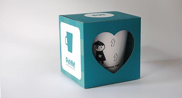 packaging para tazas - Buscar con Google