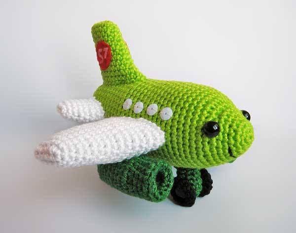 Amigurumi Uçak