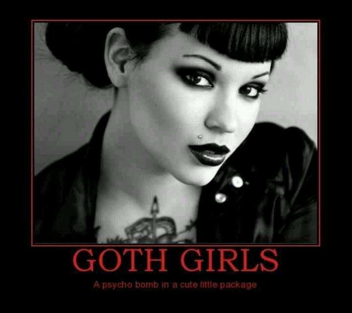 Dating Goth Girls