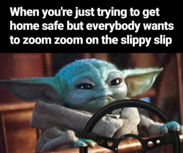 Pin By Leslie Anderson On Baby Yoda Yoda Funny Yoda Meme Memes