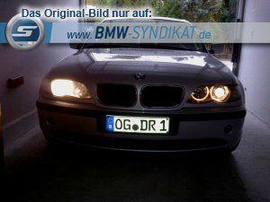 Mein 320d Touring - 3er BMW - E46