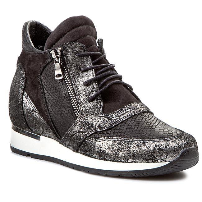 Sneakersy CARINII - B3117 Beart Alaska 0811/Gad Czrn/Samuel 04