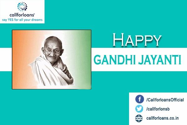 Happy #GandhiJayanti . Salute and Remembering the words of #Bapu, BE A CHANGE to See better #India