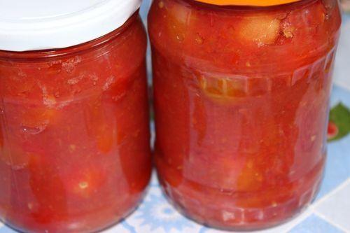 Помидоры черри на зиму в томатном соке