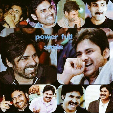 Pawankalyan Smiles  #Tollywood #Powerstar
