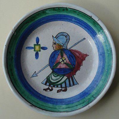 Günther stüdemann Piatti Vietri sul Mare (ICS Doelker Gambone) | Antiquitäten & Kunst, Porzellan & Keramik, Keramik | eBay!900€