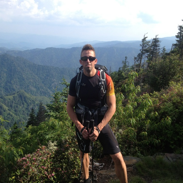 The tip top of mount leconteFavorite Places, Mount Leconte