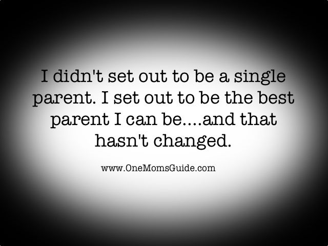 Inspirational sayings for single mothers