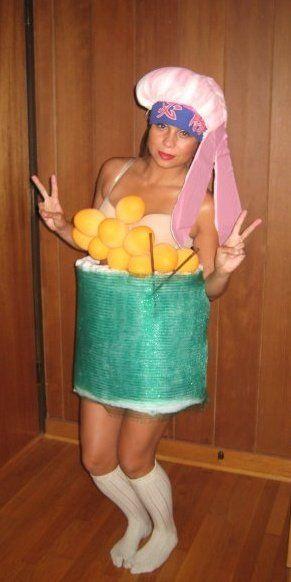 sexy sushi girl costume