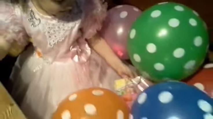 #2 Третий день празднуем день рожденье Супер Дианы 7 лет