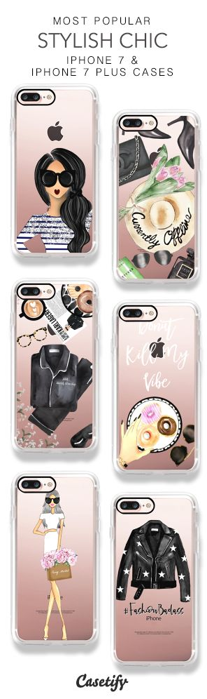 Most Popular Elle P. Studio iPhone 7 Cases & iPhone 7 Plus Cases here > https://www.casetify.com/ellepstudio/collection