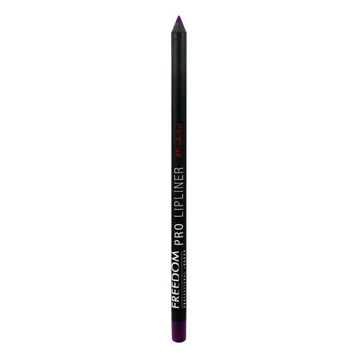 Freedom Makeup London Freedom Pro Lipliner Vamp  Defiinier omlijn en vul je lippen in met dit lippotlood.  EUR 1.99  Meer informatie