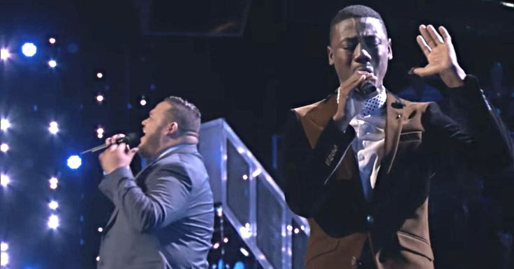 Watch Two Male Vocalists Slay A Performance Of Adele's