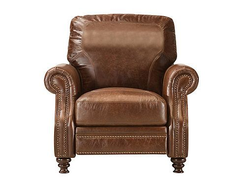 how to clean leather recliner