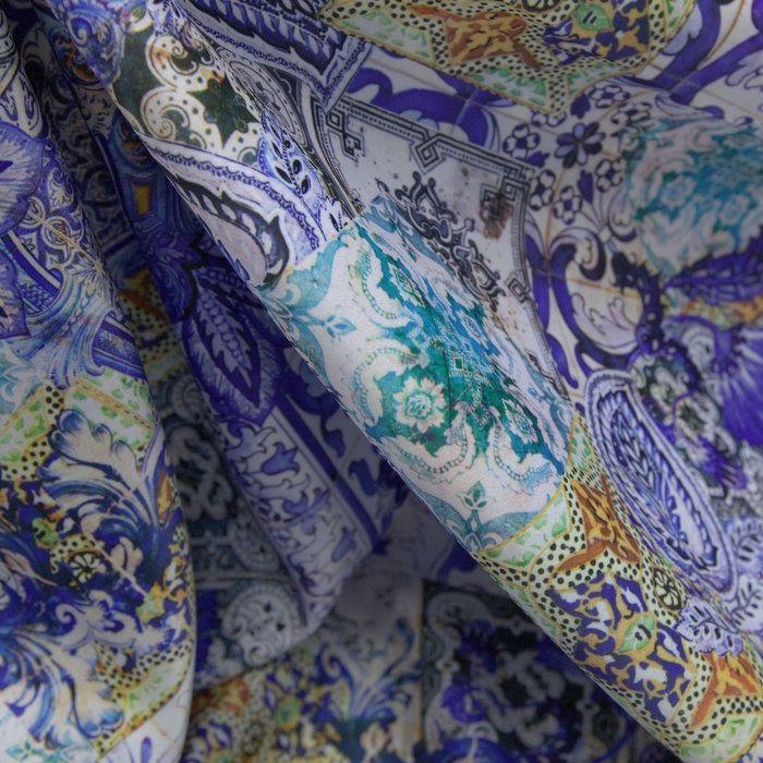 9932dfa2a Tecido cetim italiano branco estampado azul - Maximus Tecidos | Loja Online  | Estampas que encantam | Maximus tecidos, Tecidos e Cetim