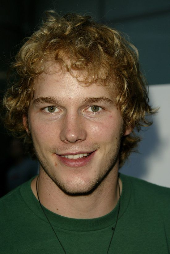 Chris Pratt....holy shit, I did not recognize him at first!