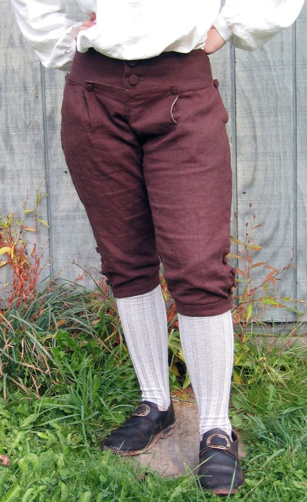 18th Century Breeches