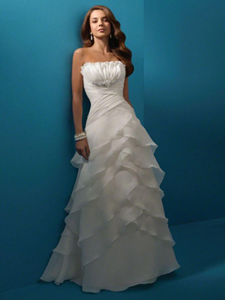 29 Best Beach Wedding Dresses Images On Pinterest